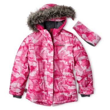 bd0ceba4159 ZeroXposur® Nora Snowboard Jacket - Girls 6-16 found at  JCPenney ...