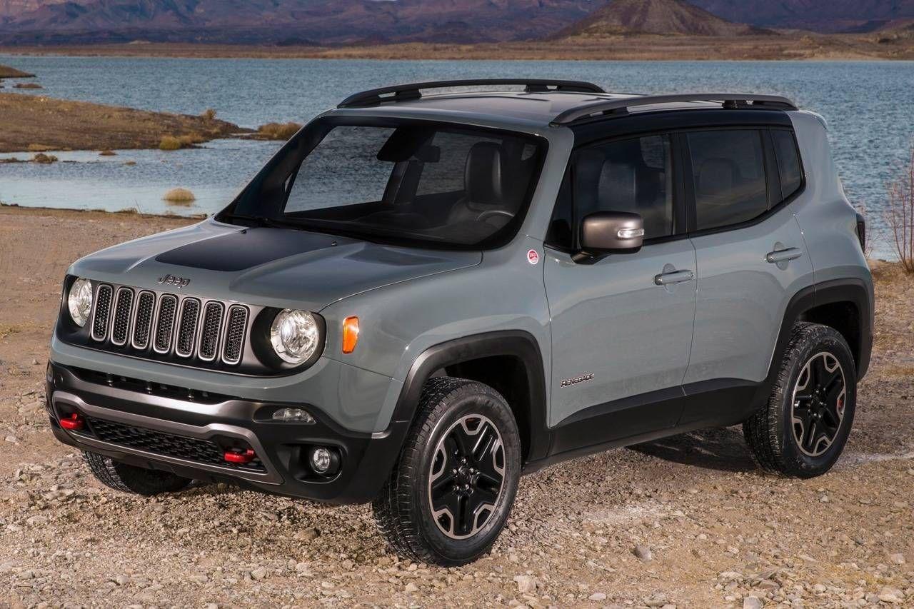 Best Jeep Renegade Grey Jeep Carros Y Motos Autos