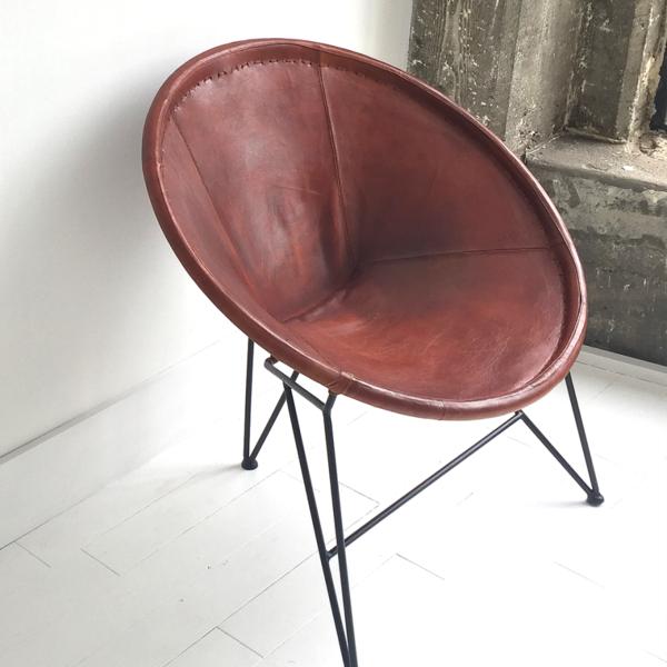 acapulco chair nz saarinen womb leather souk co toolid pinterest