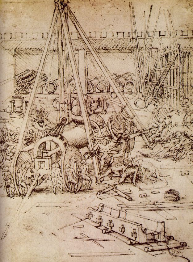 Drawings By Da Vinci | Leonardo Da Vinci Paintings, Dawings, Art ...