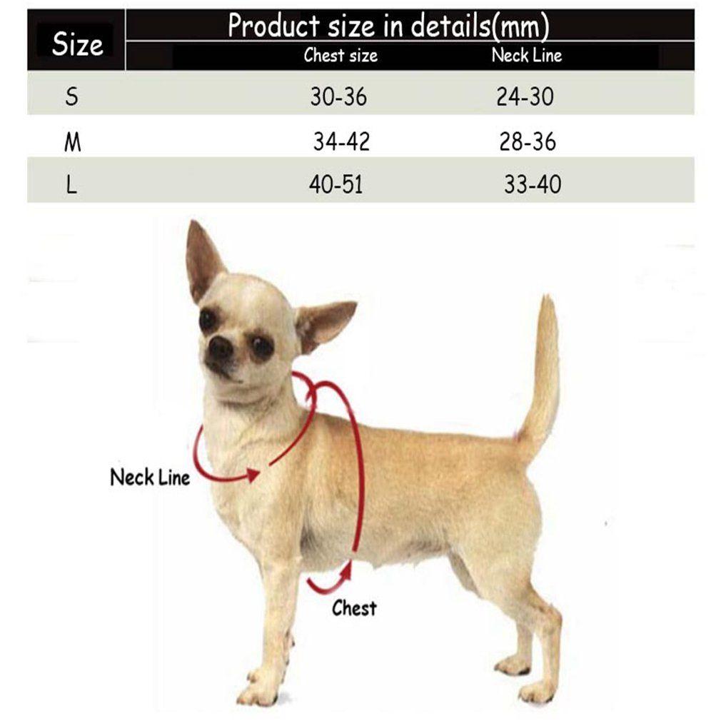 Ebrickon Puppy Cat Yorkie Terrier Chihuahua Pet Dog Harness