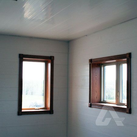 Trusscore Ideal Alternative To Drywall For Works Laundry Rooms And Garages