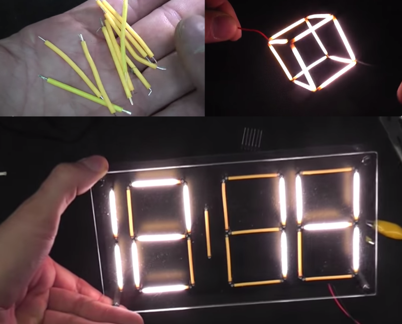 [Mike] Illuminates Us On LED Filaments #ledtechnology