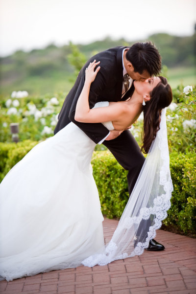 The Kiss of a Lifetime!
