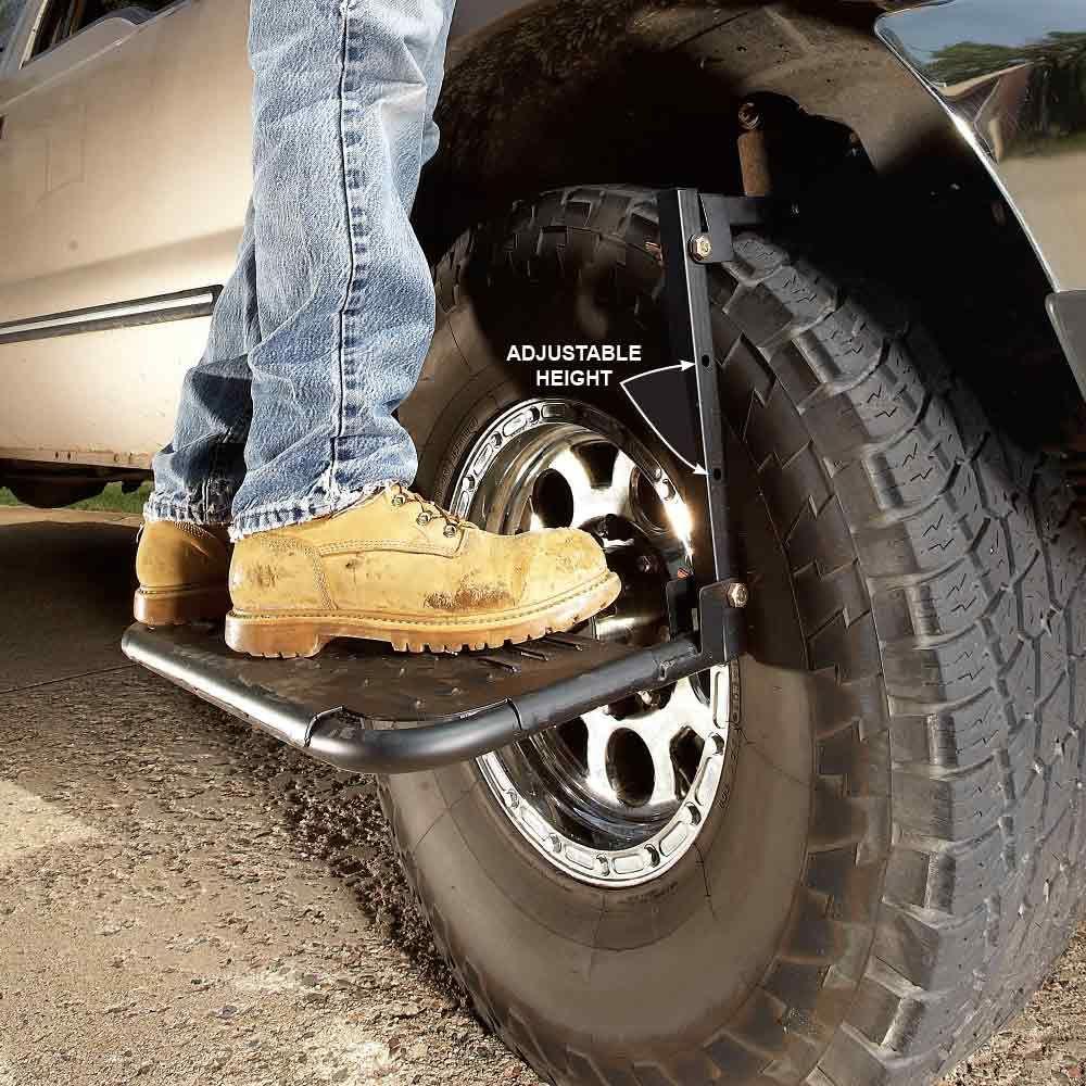 Get a leg up on the job garage pinterest for Auto p garage roussillon