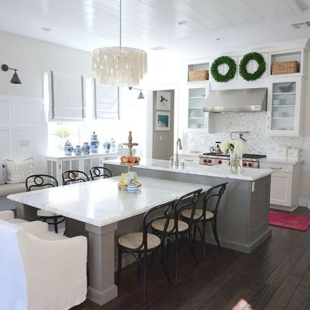 60 beautiful kitchen island ideas design ideas 19 kitchen island with bench seating kitchen on t kitchen layout id=38118