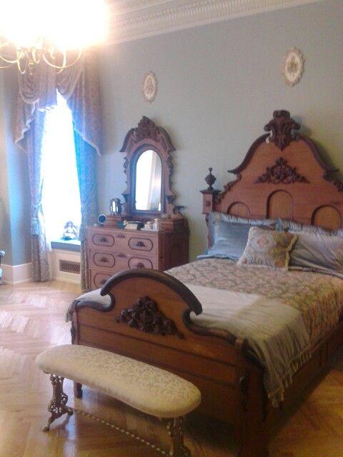 Rooms: George's Bedroom. Boldt Castle, 1000 Islands