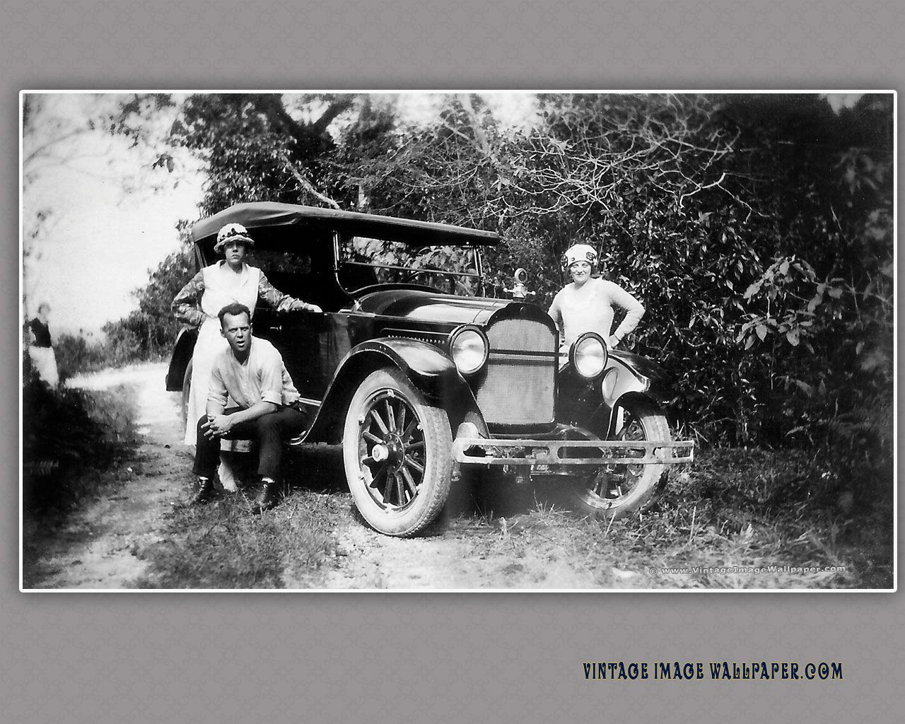 antique cars | Standard Widescreen Twitter Skin iPad Purchase ...