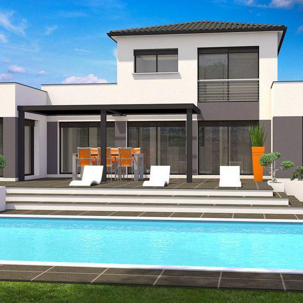 Modèle de maison Atrium -  Retrouvez tous les types de maison à