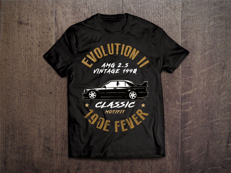 Design t shirt vintage - Mercedes Shirts 190e Vintage Design Shirts Men Car Shirts Women Shirt Automotive Cars