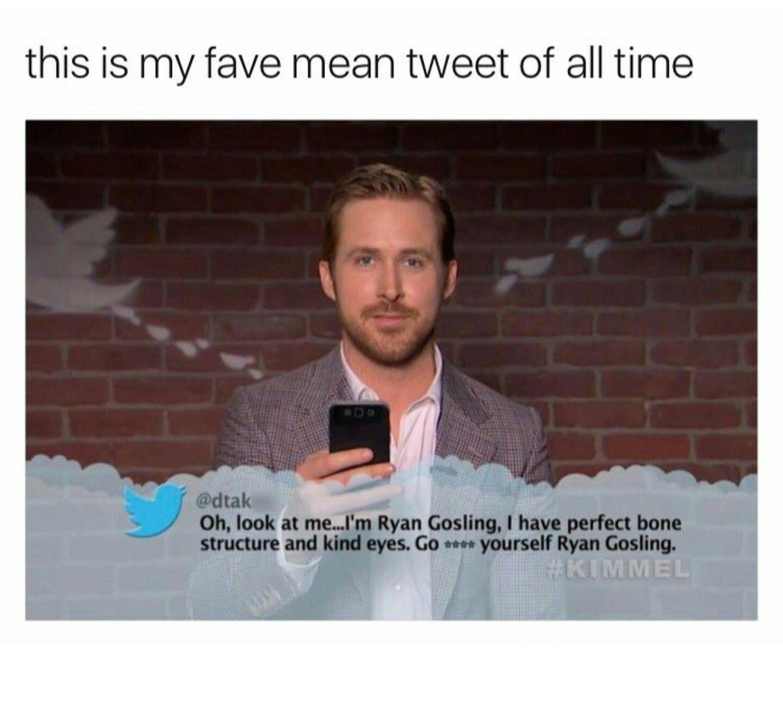 Mean tweet Celebrities read mean tweets, Celebrity mean