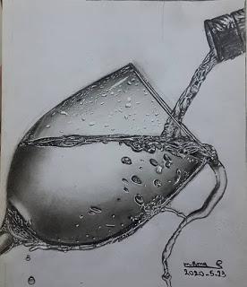 رسم شاب رسم بنت وشب Dragon Fruit