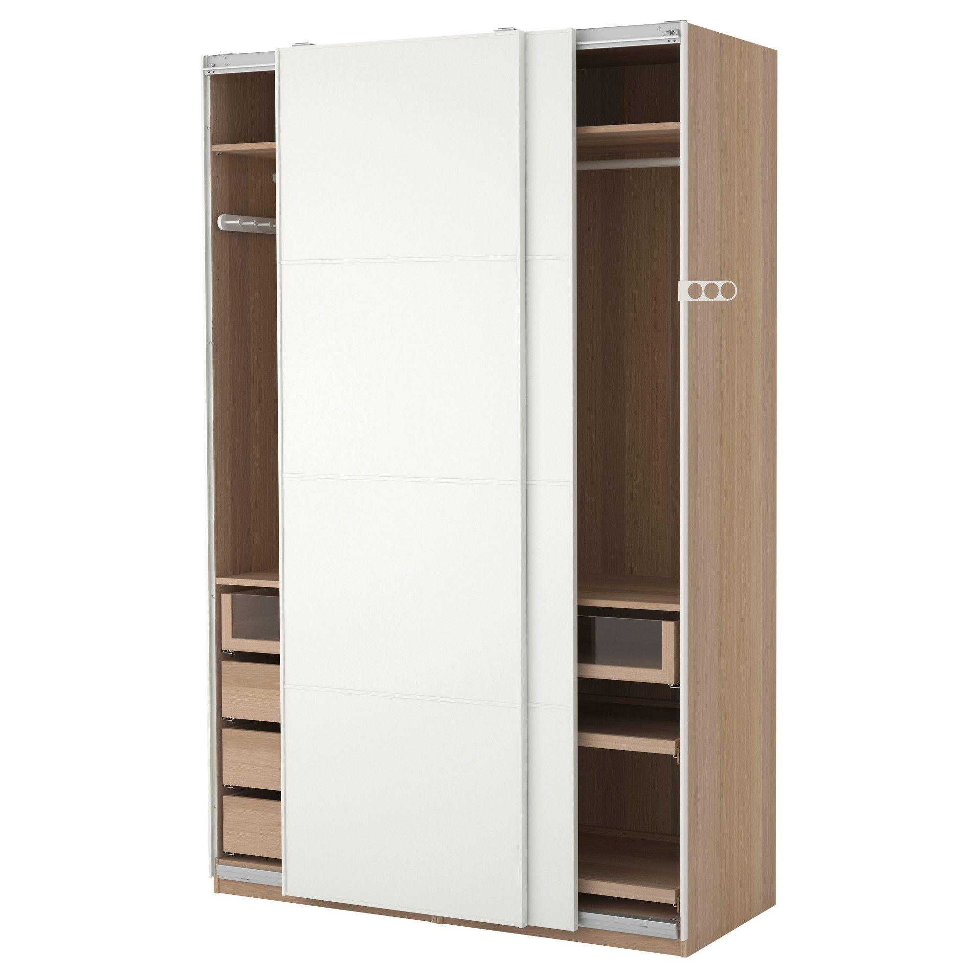 US Furniture and Home Furnishings Ikea pax wardrobe