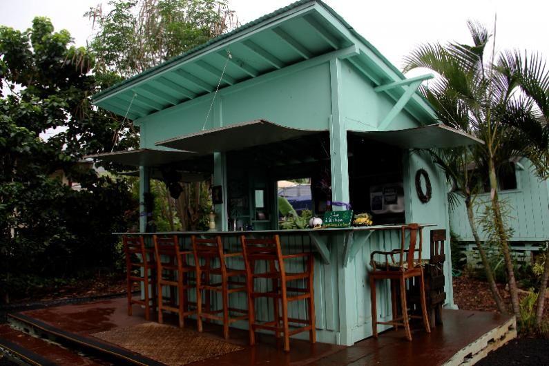 This trendy Maui café brews awa in Wailuku Maui, Tiki