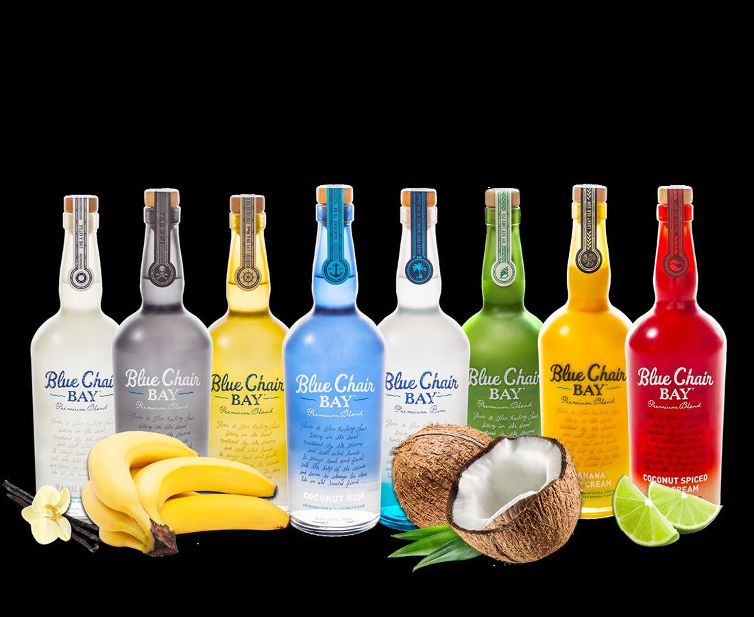 Blue Chair Bay Rum® Spiced rum drinks, Rum, Bay rum