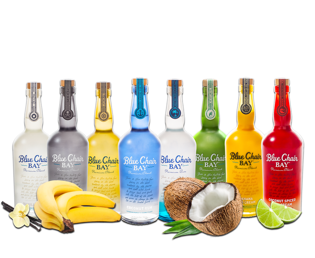 RUNAWAY LIME COCKTAIL // 1 oz. Blue Chair Bay Key Lime Rum