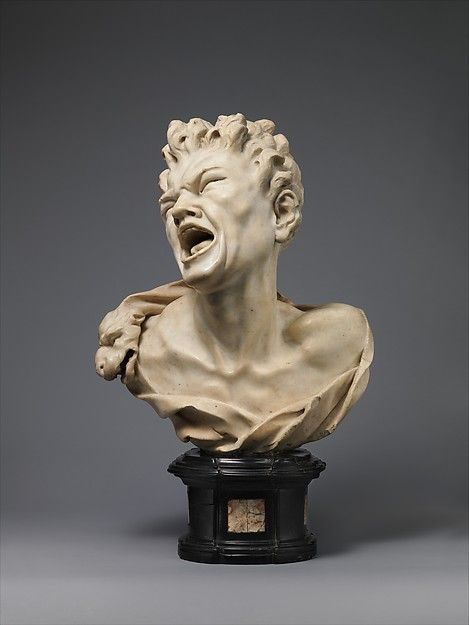 #MetKids Fun Fact: A satyr is a mythological creature that is part man, part animal.    Balthasar Permoser (German, 1651–1732). Marsyas, ca. 1680–85. The Metropolitan Museum of Art, New York. Rogers Fund and Harris Brisbane Dick Fund, 2002 (2002.468)