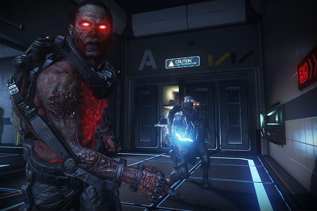 Call Of Duty Advanced Warfare Exo Zombies Infection Trailer Call Of Duty Zombies Call Of Duty Advanced Warfare