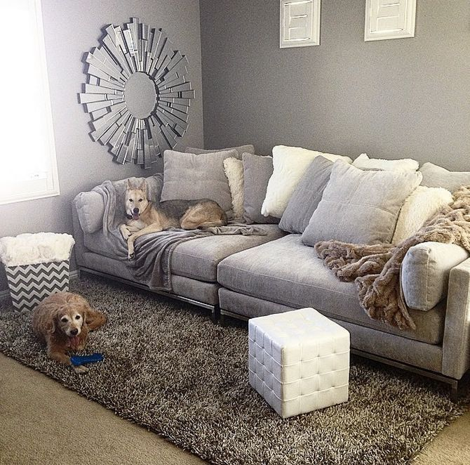 Comfortable Oversized Deep Couch , Outstanding Oversized ...