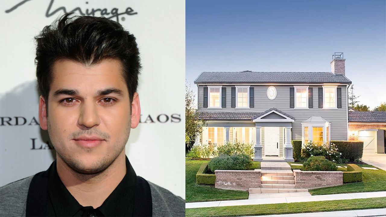 Rob Kardashian Just Snagged a $2 Million Bachelor Pad | Kardashian ...