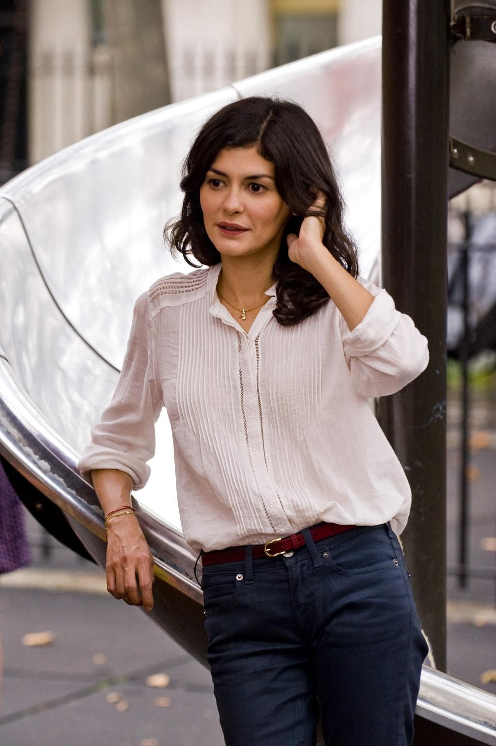 Audrey Tautou French Girl Style f551882a93
