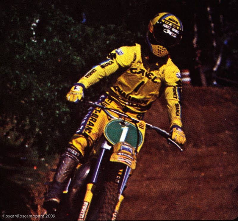 OSCAR by Alpinestars: Georges Jobé FIM motocross world champion