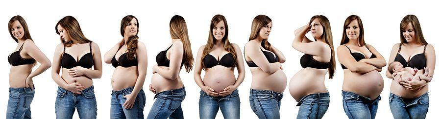 Reportage Schwangerschaft