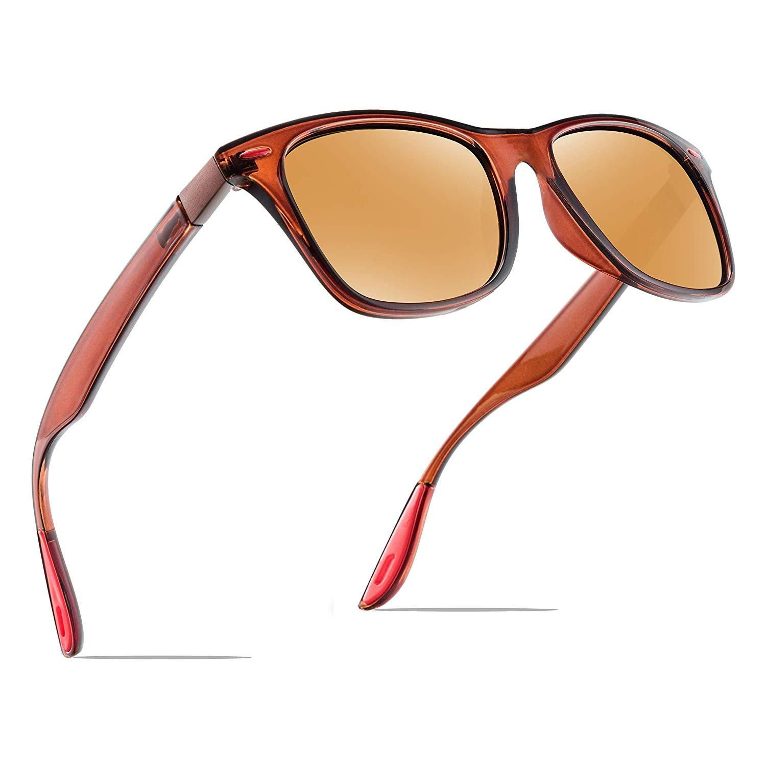 Aooffiv Classic Polarized Sunglasses For Men And Women