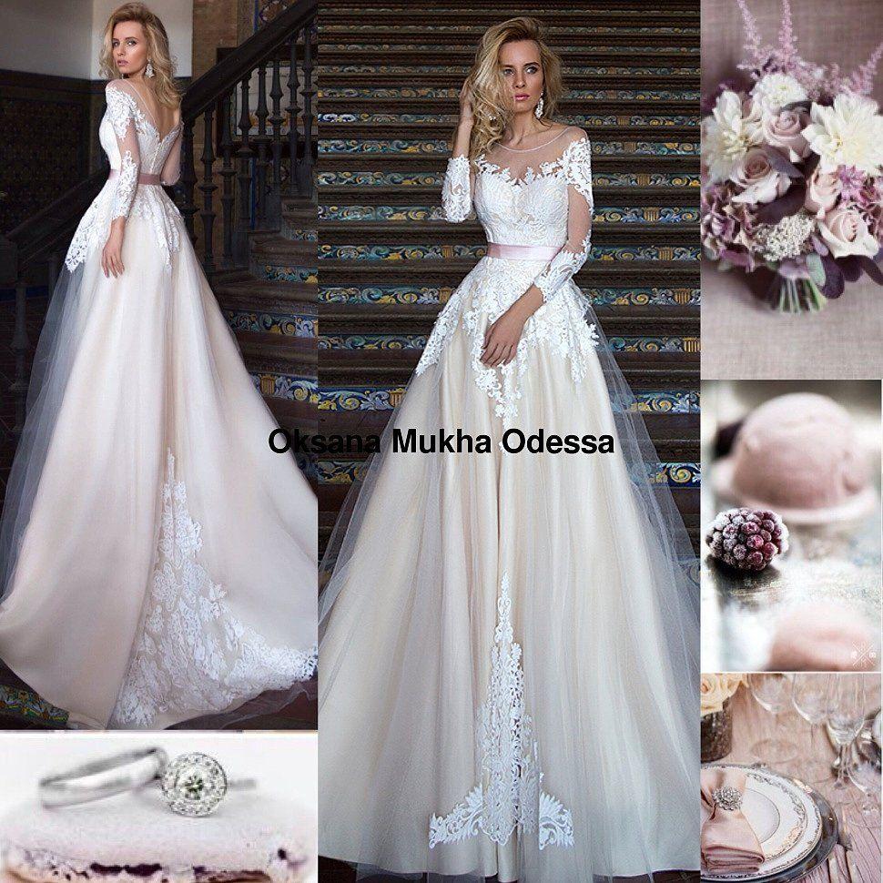 Оксана Муха. Свадебные платья Одесса, вечерние платья. Свадебный Салон  Одесса 940459c95ca