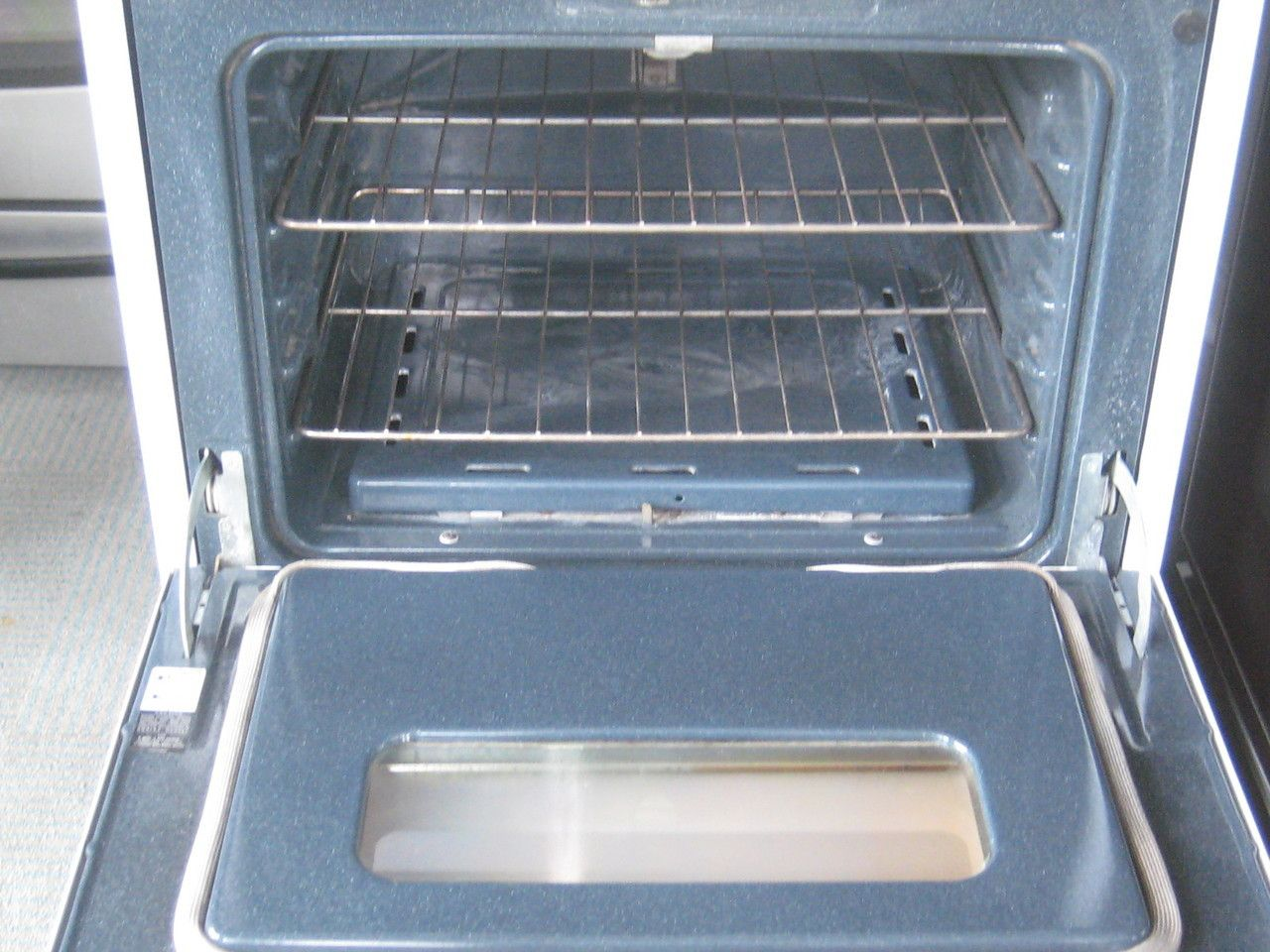 Appliance City - KENMORE STAINLESS 30 INCH FREESTANDING GAS STOVE 4 ...