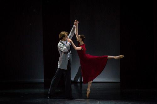 http://ift.tt/26nltoG  vaganovaboy:  Olga Smirnova and Semyon Chudin inBallade at the Kremlin Gala 2015.  Photos  Octavia Kolt.  #dance #hongkong #ballet