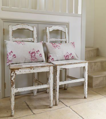 Sweet Chairs | English Countryside | Pinterest | Shabby ...