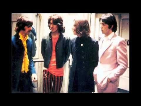 The Beatles She Came In Through The Bathroom Window Early Studio