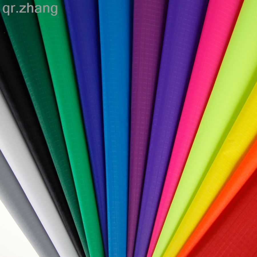 14 Colours Waterproof Ripstop Nylon Fabric Kites Tents / Outdoors / 1 Yard in Crafts & Waterproof Ripstop Nylon Fabric Dustproof Kite Making Outdoor ...
