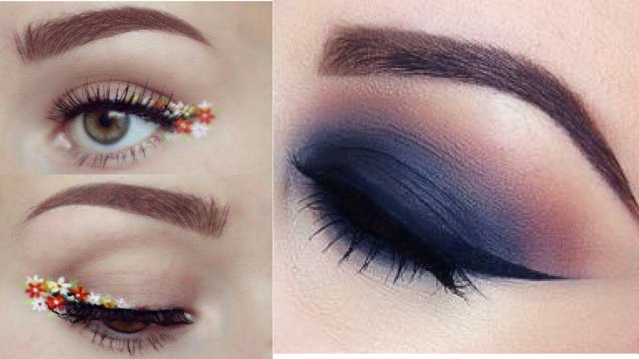 ♡ smokey eyes makeup tutorial! || neutral & dramatic ♡ 5 | makeup