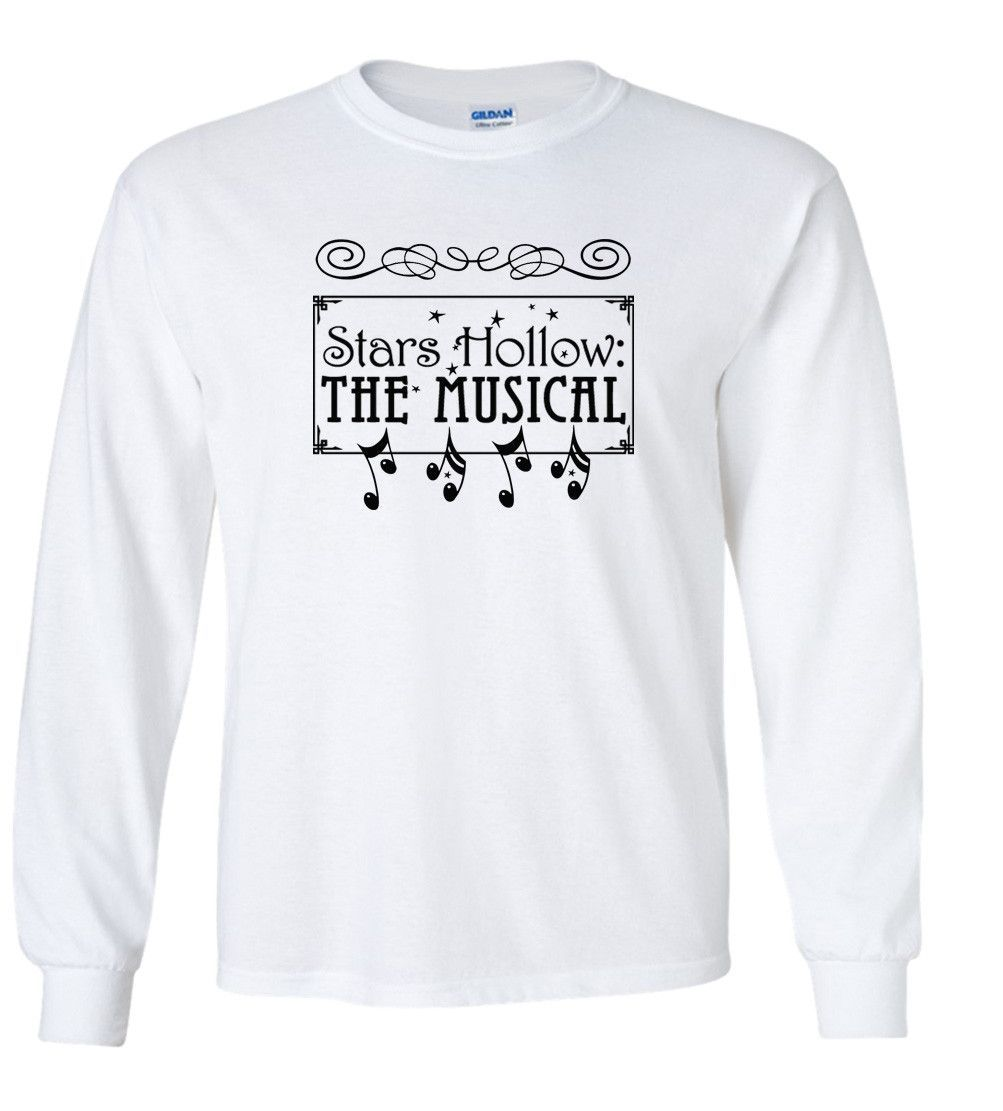 573ea55d Stars Hollow The Musical Gilmore Girls Parody T shirt | Products ...