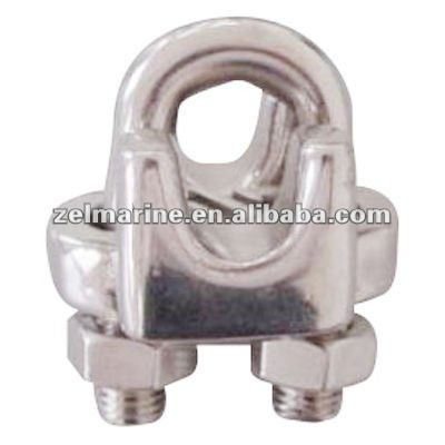 Stainless Steel Us Type Wire Rope Clip Stainless Steel Cable Clamp 0 17 7 Stainless Steel Cable Metal Manufacturing