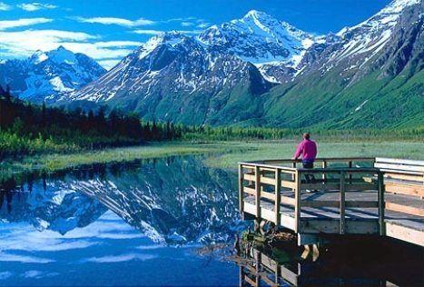 Chugach State Park Alaska Looks Absolutely Breathtaking