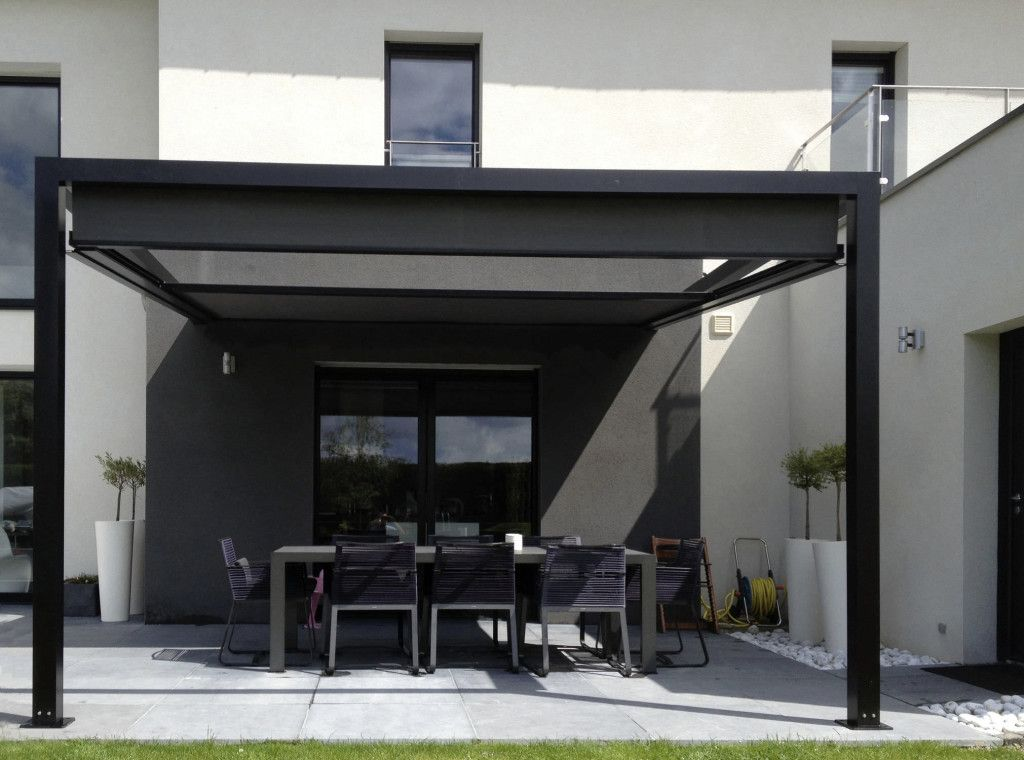 Furniture exterior garden pool pergola roof ideas modern easy self outdoor pergolas supporting for Pergola aluminium design