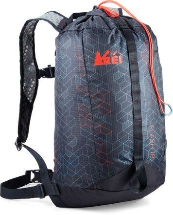 REI Co-op Special Edition Flash 18 Pack Blue Geo