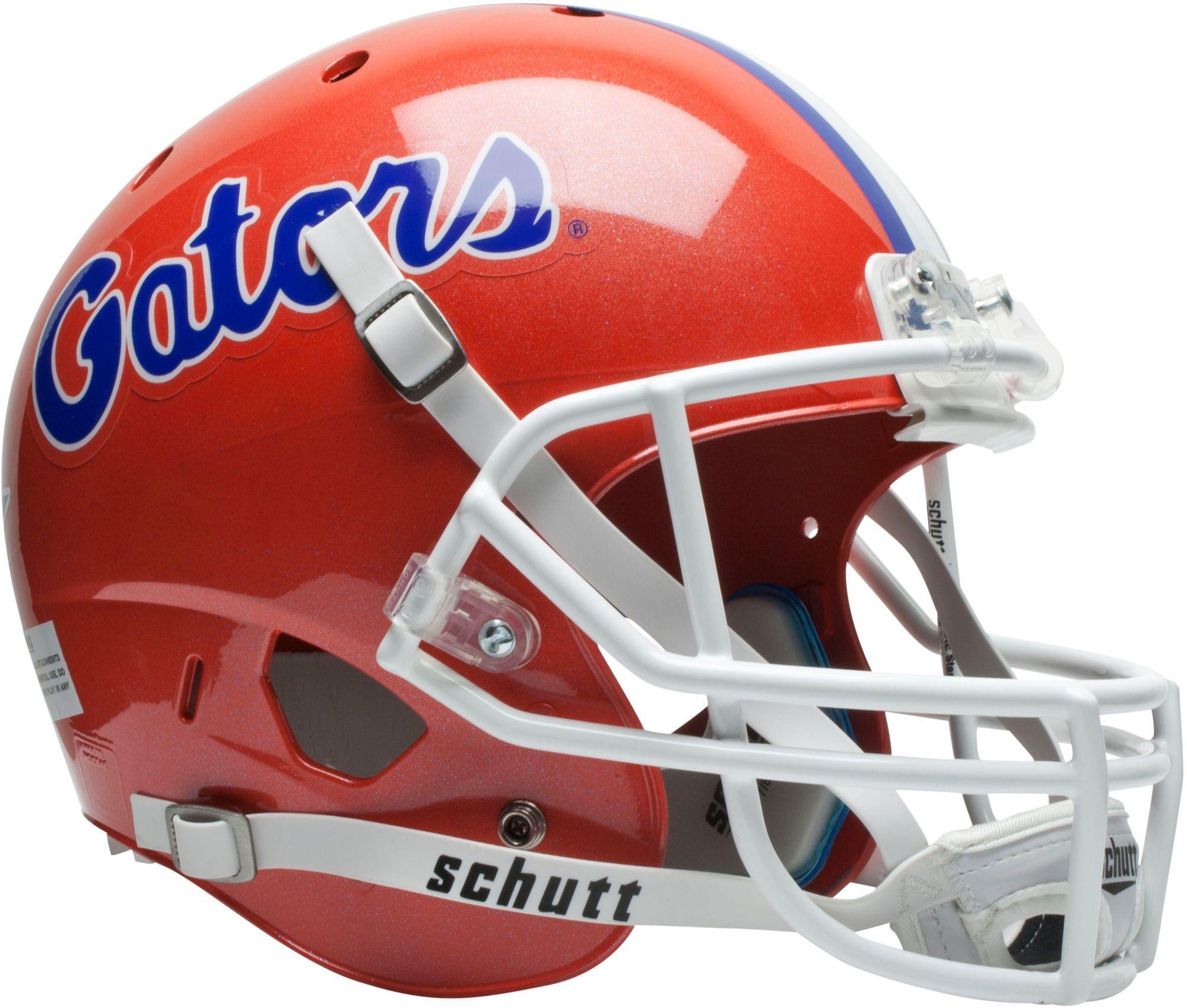 Schutt Florida Gators XP Replica Football Helmet in 2020