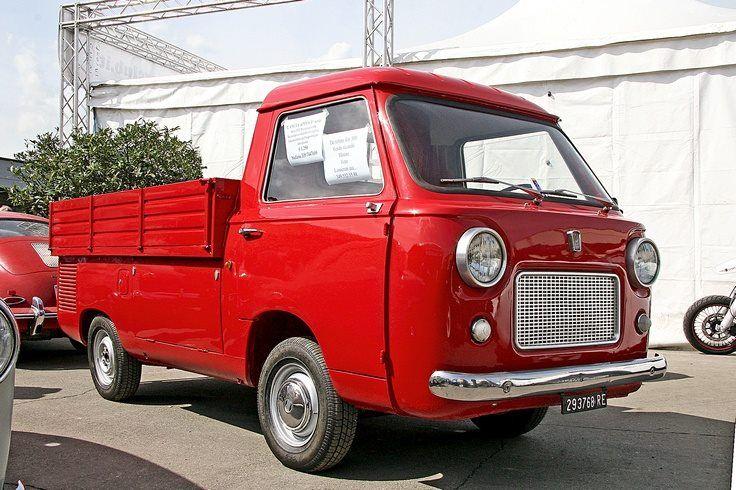 T Fiat 850 T Fiat Cars Fiat Fiat 850