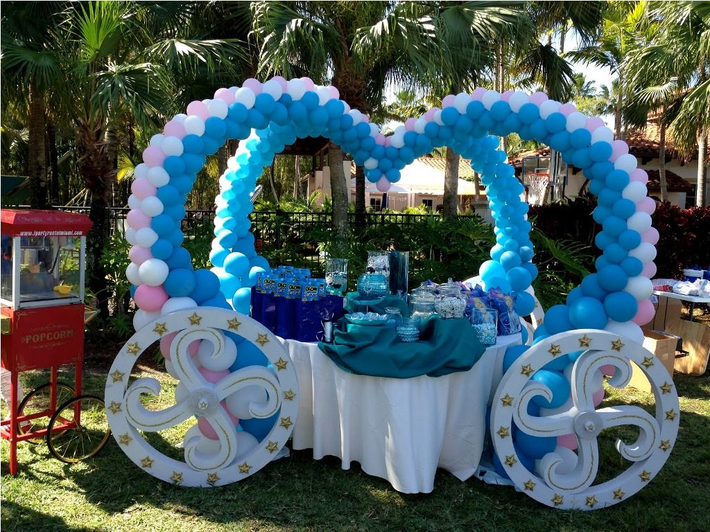 Prince baby shower decorations ideas little prince baby for Baby birthday decoration