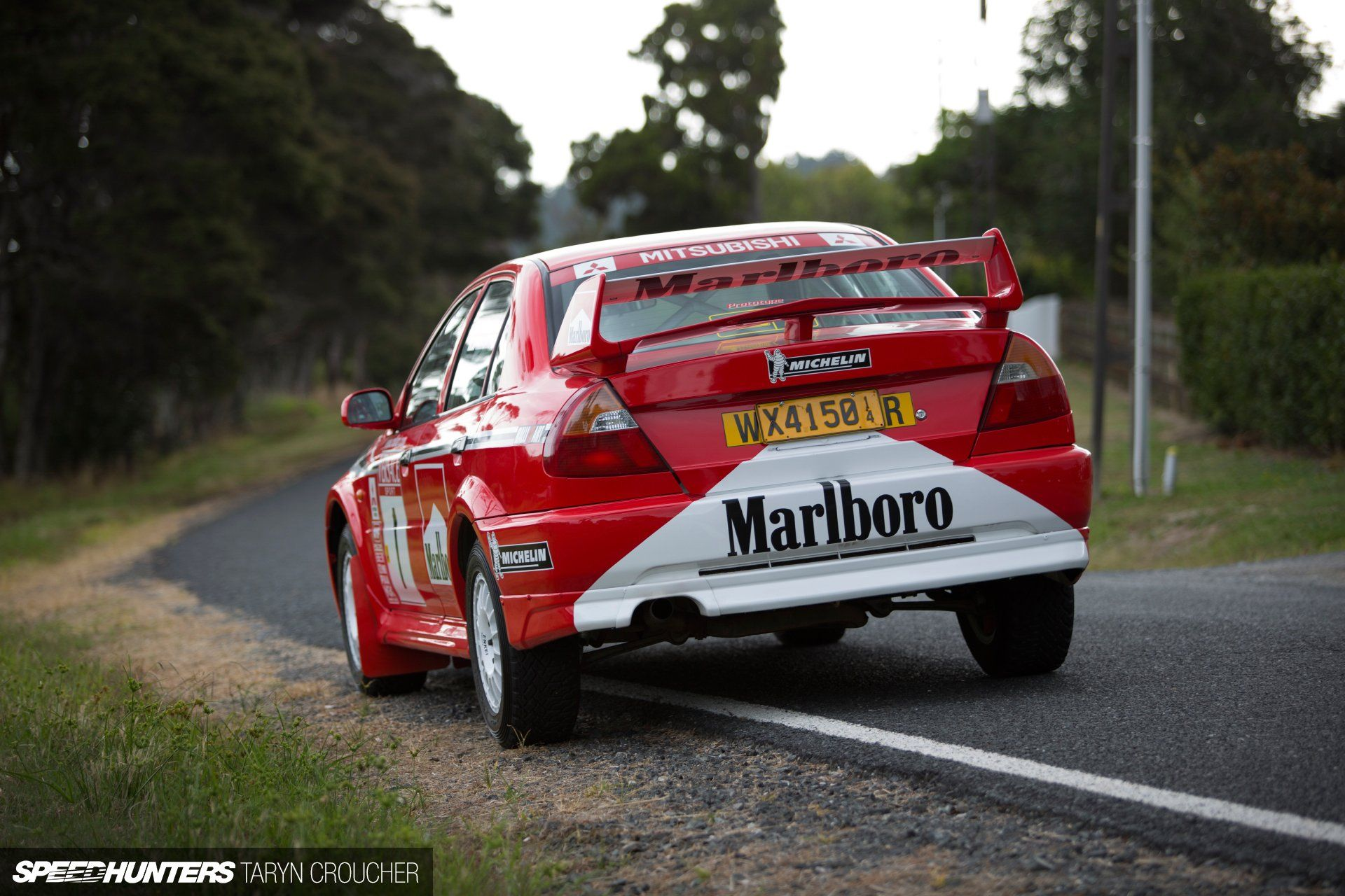 Mitsubishi Lancer Evo VI Rally Car | Classic Cars | Pinterest ...