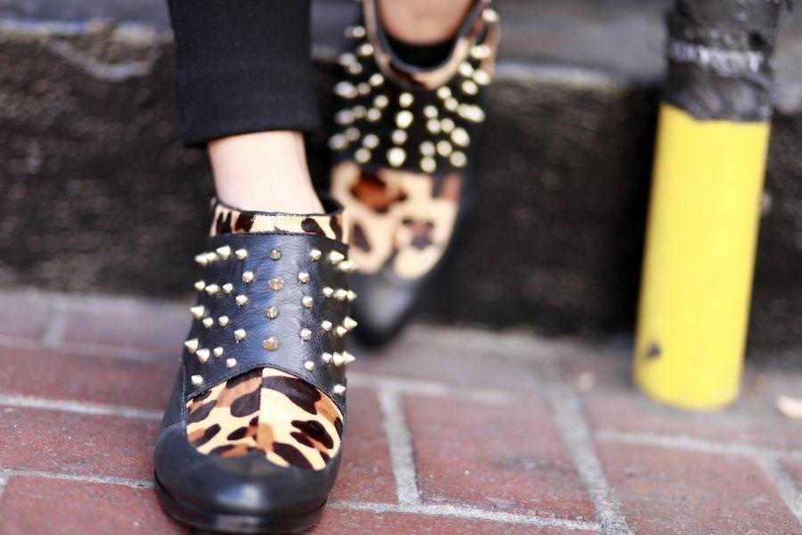 #Studdedshoes #Schutzshoes