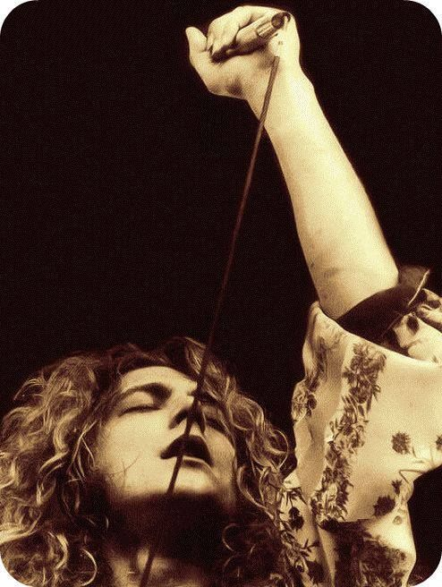 Robert Plant artwork. Incredible......