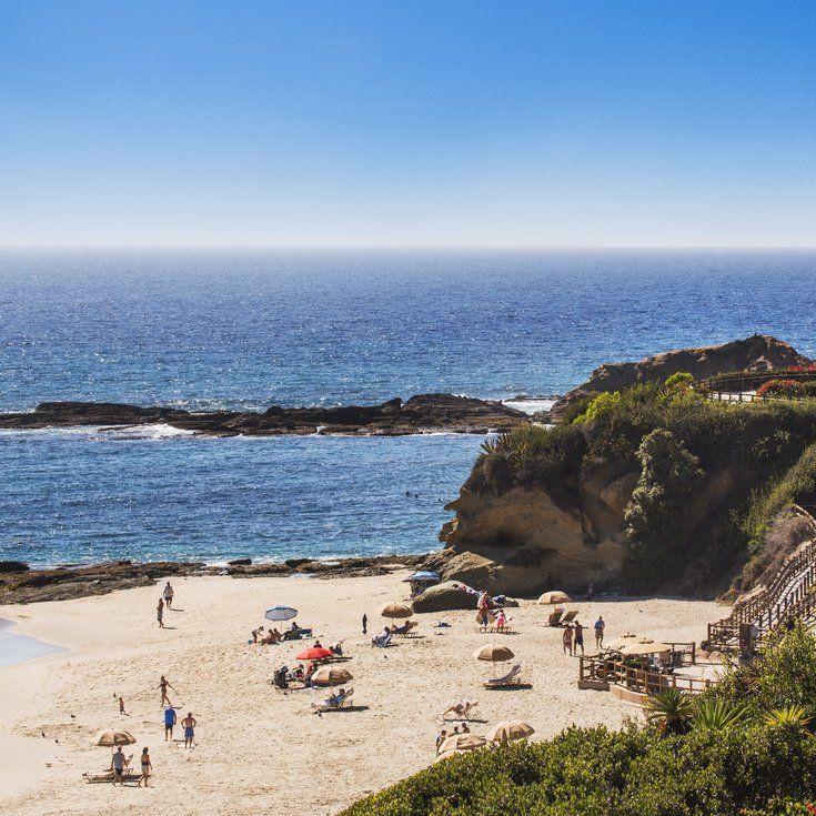 Treasure Island Laguna Beach: 20 Best Beaches In California