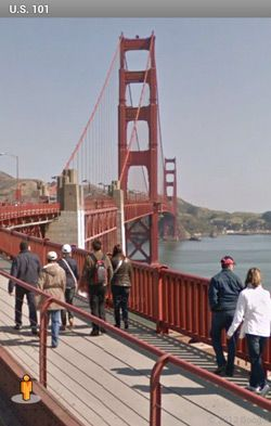 Google Maps to insert Street View into mobile Web app | Internet & Media - CNET News