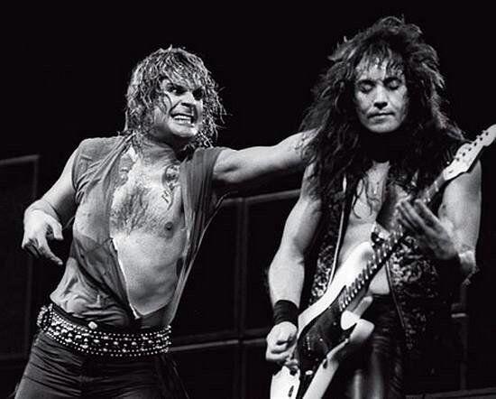 Ozzy Osbourne «Rock in Rio 1985