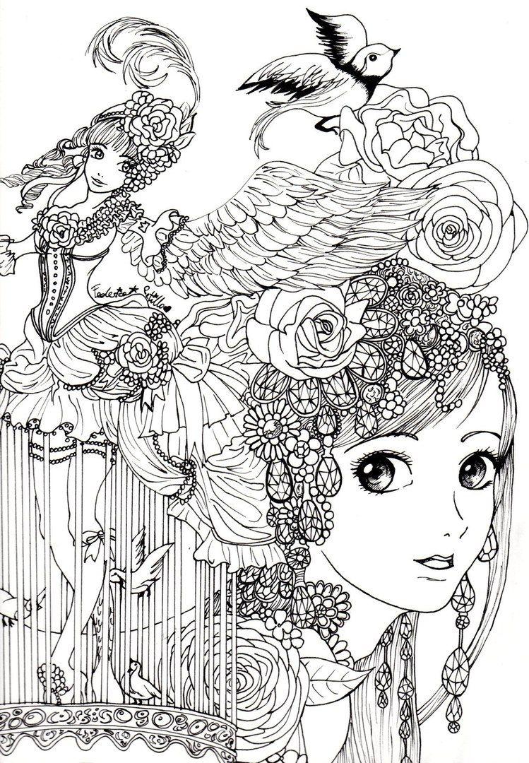 Света Неведрова | Раскраски, Книжка раскраска и Феи раскраска